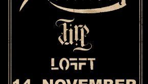 METAL MONDAY – ARTILLERY + FIRE! + LOFFT
