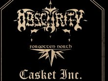 METAL MONDAY – OBSCURITY + FORGOTTEN NORTH + CASKET INC.