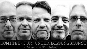 KOMITEE FÜR UNTERHALTUNGSKUNST – EINE RIO REISER NACHT