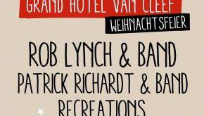 ROB LYNCH & Band + PATRICK RICHARDT & Band + RECREATIONS + YELLOWKNIFE