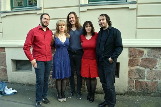 Doctorella Record Release Gala Knust Hamburg