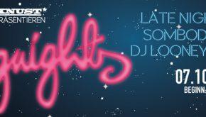 GIGNIGHTS: SOMEBODY ELSE + DJ LOONEYTUNES