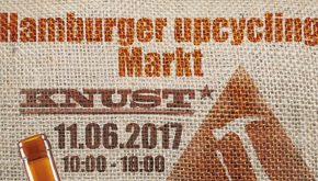 HAMBURGER UPCYCLING MARKT
