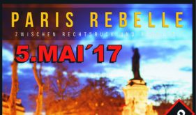 STRASSENKINO: Paris Rebelle