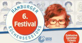 6. HAMBURGER KÜCHENSESSIONS FESTIVAL