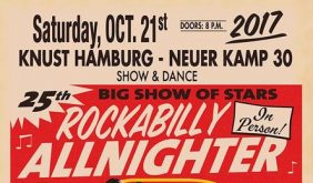 25th ROCKABILLY ALLNIGHTER HAMBURG