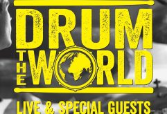 DRUM THE WORLD LIVE