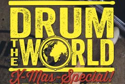 DRUM THE WORLD LIVE X-MAS SPECIAL
