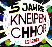 5 JAHRE HAMBURGER KNEIPENCHOR