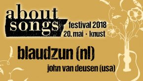 ABOUT SONGS FESTIVAL 2018