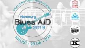 BLUES AID HAMBURG