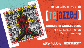 MIDNIGHT MARAUDERS [rejazzed] – performed by TOYTOY