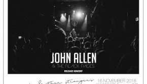 JOHN ALLEN & THE BLACK PAGES