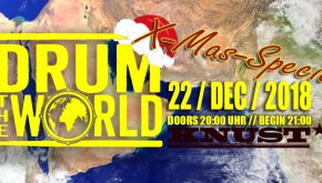 DRUM THE WORLD X-MAS SPECIAL