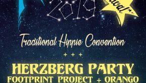 HERZBERG PARTY: FOOTPRINT PROJECT + ORANGO