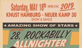 28th ROCKABILLY ALLNIGHTER HAMBURG