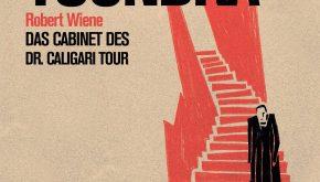 TOUNDRA plays 'DAS CABINET DES DR. CALIGARI' – verlegt !