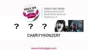 KNACK DEN KREBS CHARITY-KONZERT 2020