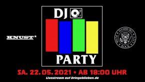 KNUST LIVE STREAM: DJ PARTY – EIN KESSEL PUNK