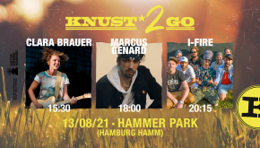 KNUST2GO HAMMER PARK: CLARA BRAUER + MARCUS GENARD + I FIRE