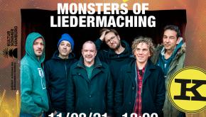 KNUST2GO ROLLSCHUHBAHN: MONSTERS OF LIEDERMACHING