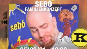 KNUST2GO ROLLSCHUHBAHN: SEBÓ – Familienkonzert