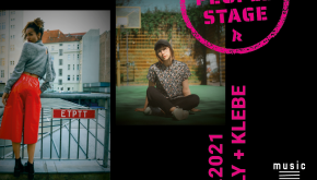 SUPER PEOPLE STAGE 2021: SHERLY + KLEBE