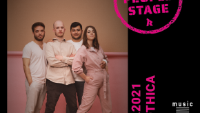 SUPER PEOPLE STAGE 2021: SMOOTHICA