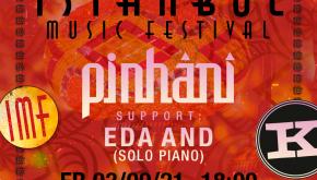 ISTANBUL MUSIC FESTIVAL: PINHANI