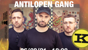KNUST2GO ROLLSCHUHBAHN: ANTILOPEN GANG